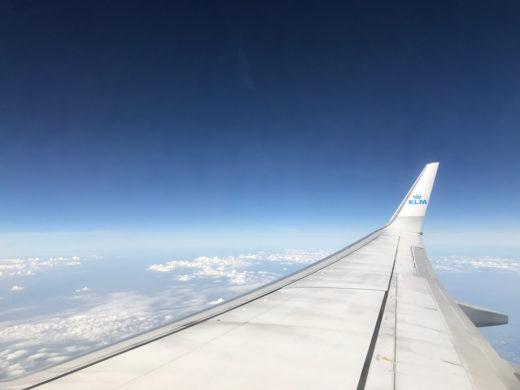 Passasjerfly trives best ti kilometer opp i atmosfæren