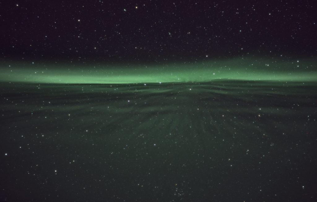 NORDLYS: Speeding on the Aurora lane © Nicolas Lefaudeux