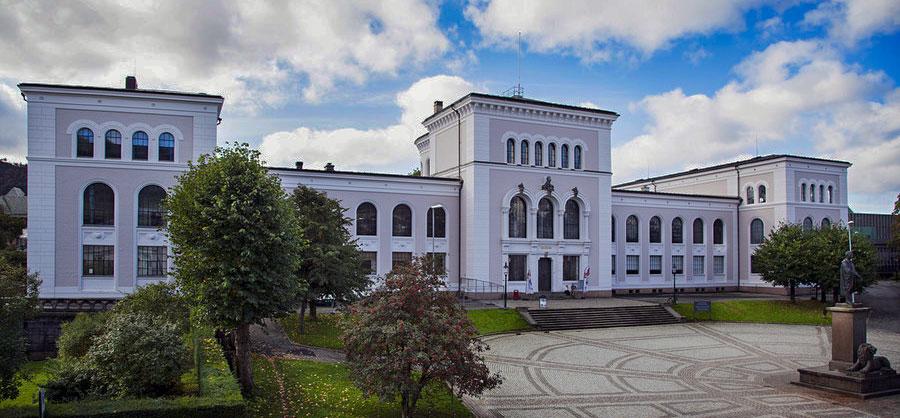 Naturhistorisk museum i Bergen. Foto: ngvild Festervoll Melien