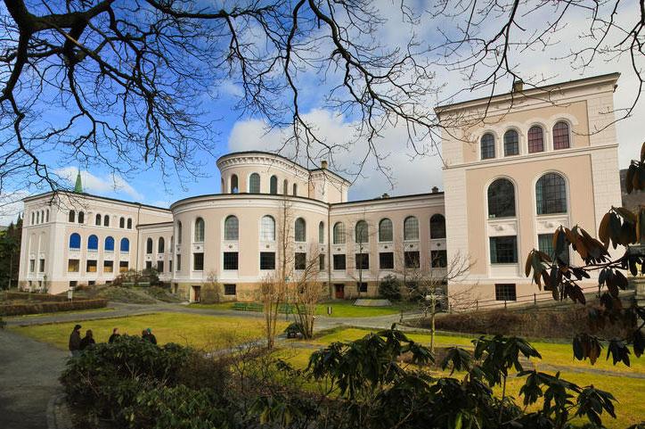 Naturhistorisk museum i Bergen. Foto: UiB