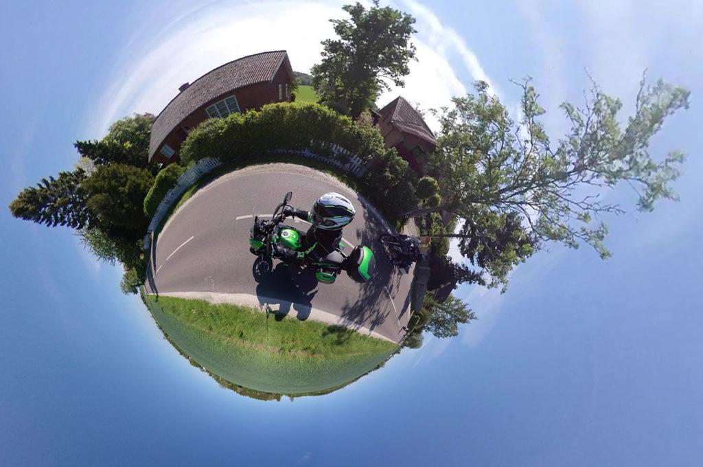 360 grader rundt